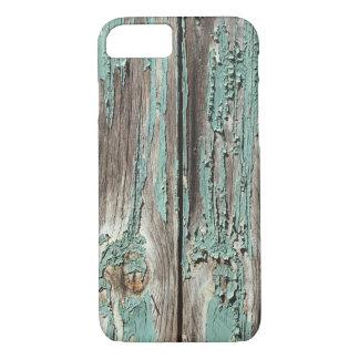 Peeling Teal Pain Boards iPhone 8/7 Case