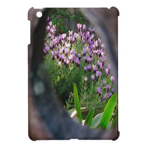 Peephole Garden iPad Mini Cases