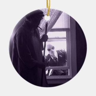 Peeping Bob Ornament