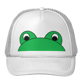 Peeping Frog Hat TBA