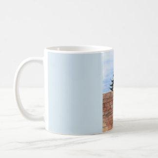 peeping Tom coffee cup