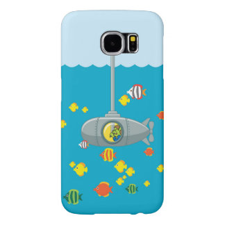 Peeping Tom submarine (Samsung) Samsung Galaxy S6 Cases