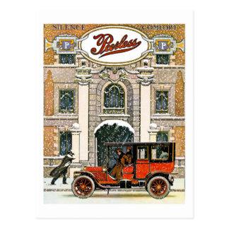 Peerless Motor Company Postcard