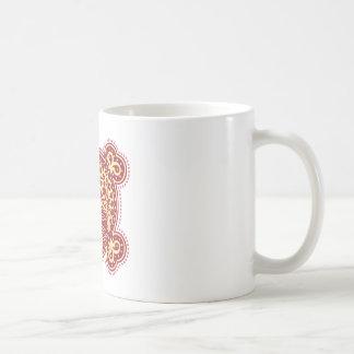 Peewee DOD Basic White Mug