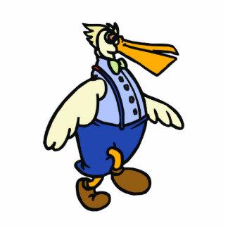 Peffrey Pelican Photo Cutouts