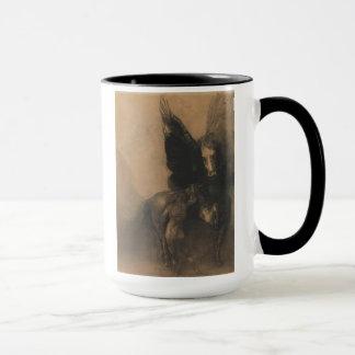 Pegasus and Bellerophon Mug