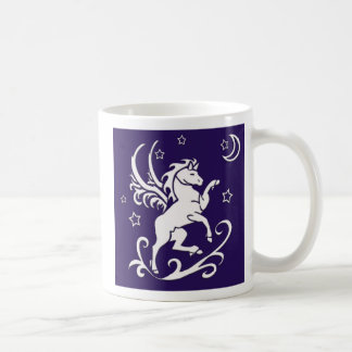 Pegasus at Night Mug