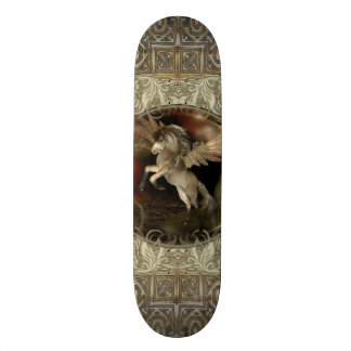 Pegasus Fantasy Art Skateboard Deck