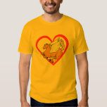 Pegasus Heart Tshirt
