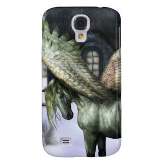 Pegasus in Forest Samsung Galaxy S4 Covers