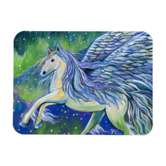 Pegasus In Northern Light Magnet