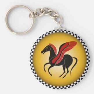 Pegasus Key Chain