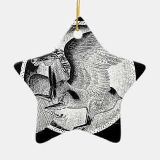 Pegasus Merchandise Ceramic Ornament