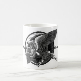 Pegasus Mugs and Containers