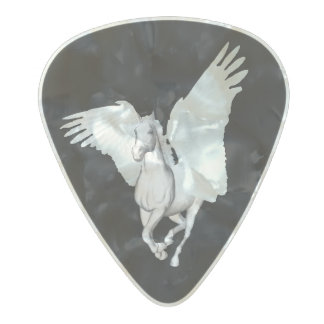 Pegasus Pearl Celluloid Guitar Pick