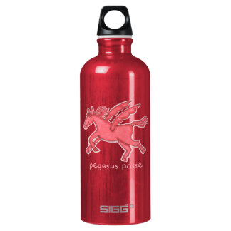 Pegasus Posse SIGG Water Bottle (Red) SIGG Traveller 0.6L Water Bottle