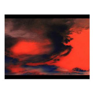 """Pegasus"" Postcard"