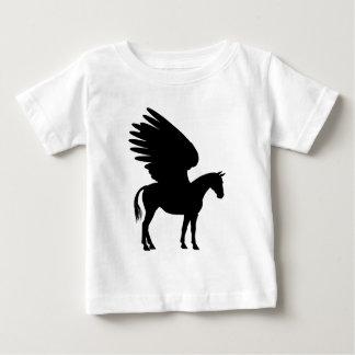 Pegasus Silhouette Baby T-Shirt