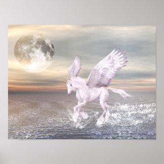 Pegasus-Unicorn Hybrid Poster