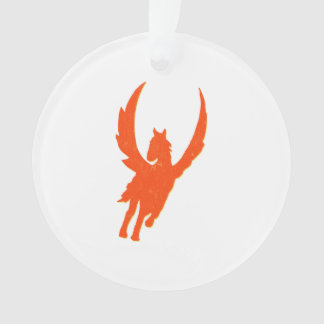 Pegasus / Winged Horse Ornament