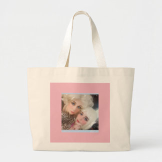 Peggy Judy and Baby Peggy Tote Bag