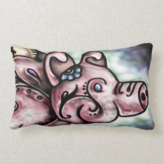Peggy Piggy Bank - the Piggy Pillow Throw Cushions