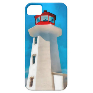 Peggy's Cove Lighthouse Case For The iPhone 5