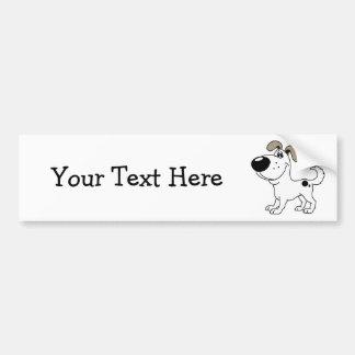 PEGUI Pups - Cutie Bumper Sticker