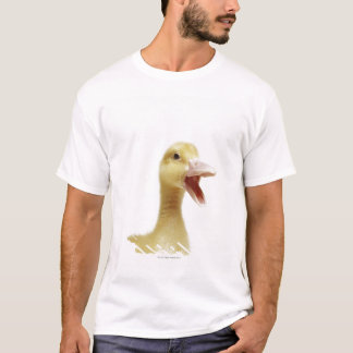Pekin duck chick, head-shot T-Shirt