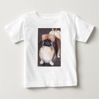 Pekingese Dog Art Tshirt