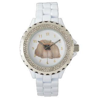 Pekingese Queen Watch