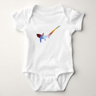 Pelagic thresher baby bodysuit