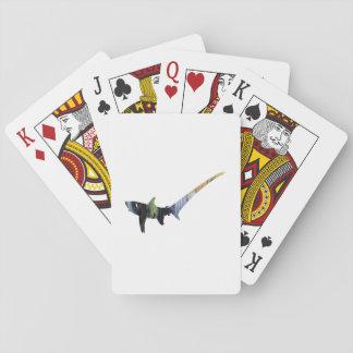 Pelagic thresher playing cards
