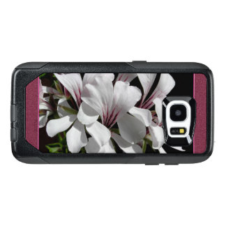 Pelargonium OtterBox Samsung Galaxy S7 Edge Case