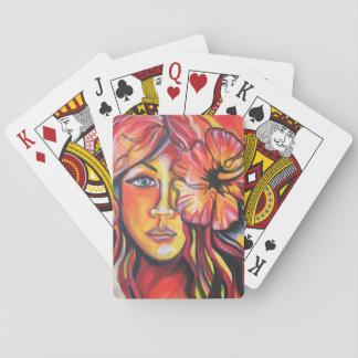 Pele Playing Cards