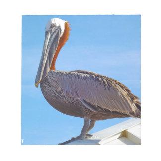 Pelican Again Notepad