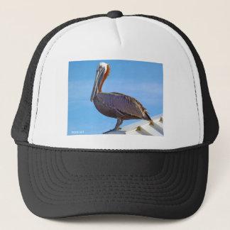 Pelican Again Trucker Hat