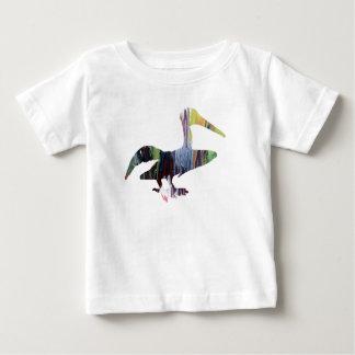 Pelican art baby T-Shirt