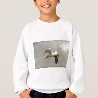 Pelican In Flight Sweatshirt