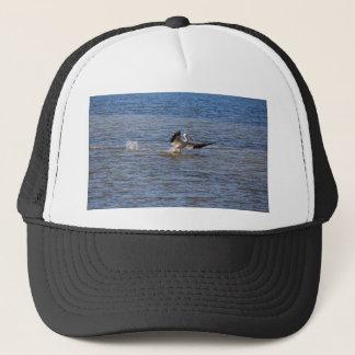 Pelican Landing Trucker Hat