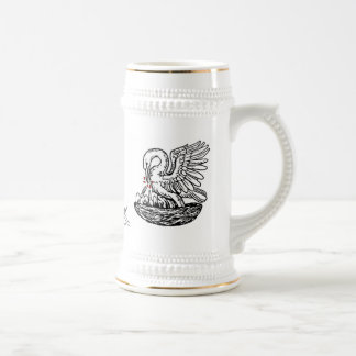 Pelican-Laurel-MoD Mug