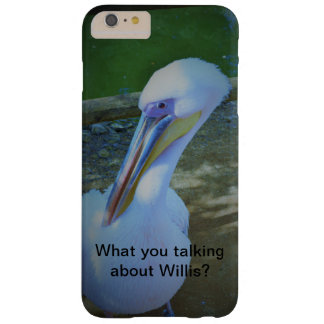 Pelican phone covers by Jane Howarth Barely There iPhone 6 Plus Case