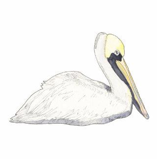 Pelican Photo Sculpture