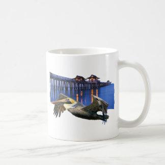 Pelican Pier Coffee Mug
