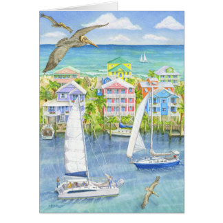 Pelican Point of View Card