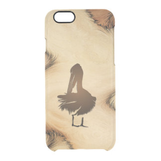 Pelican Rustic Clear iPhone 6/6S Case