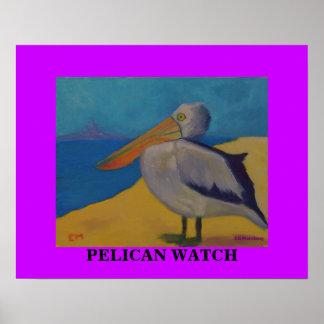 PELICAN WATCH  - PRINT