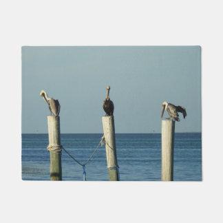 Pelican's Door Mat