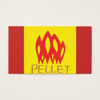 PELLET BUSINESS CARD
