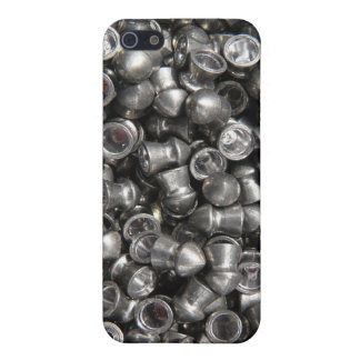 Pellet Gun Ammo - Lead Sharp Tips for Shooting Cover For iPhone 5/5S
